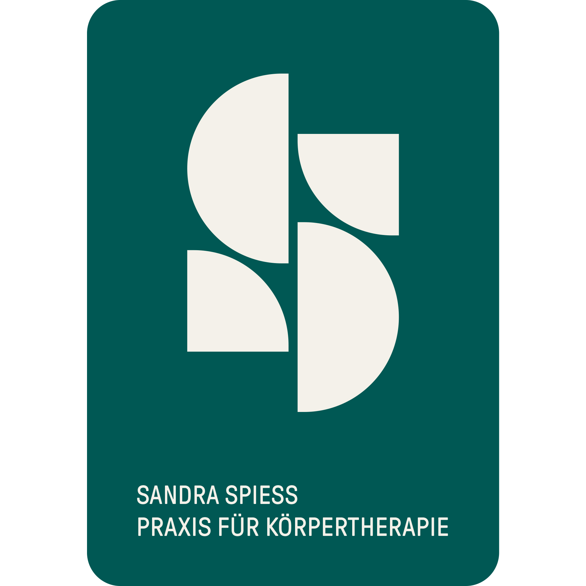 Sandra Spiess, Praxis für Körpertherapie / Bern / 2021